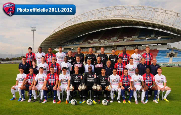 Il Clermont Foot 2011-2012