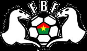 Il logo della FBF (Federation Burkinabé de Football)